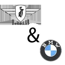 Díly ZÜNDAPP a BMW